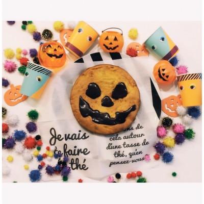 【行事ママ】ハロウィンパーティー♡かぼちゃのデコケーキの作り方!