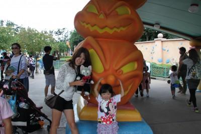 【ハロウィンディズニー】子供だけじゃない!大人も仮装して行きましょう!
