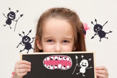 【はみがき】ショック!子どもが虫歯に。シーラントって何?