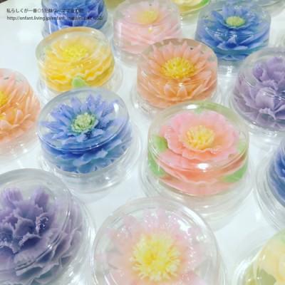 【話題のスイーツ】見た目も可愛い食べれるお花「フラワーゼリー」に挑戦!