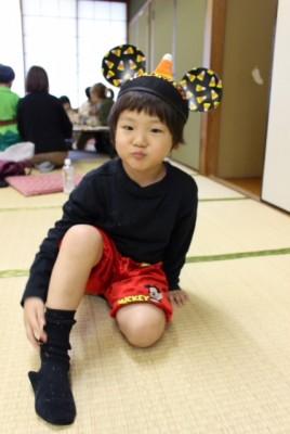 卒園組のハロウィン【1年生】