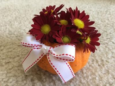 かぼちゃはくり抜かない!が主流。ジャック・オー・ランタンの作り方。