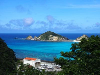 慶良間諸島の旅 渡嘉敷島一周