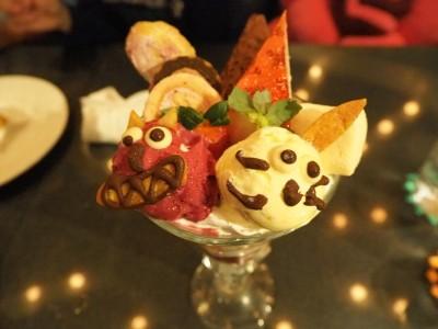 385☆ハロウィン女子会にもオススメ「絵本の国のアリス」でお誕生日ディナー