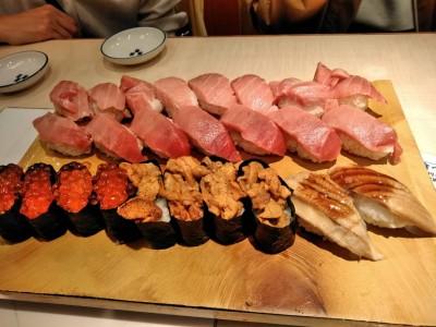 お寿司食べ放題!梅が丘美登利寿の混雑と食べてみての感想!元は取れた?