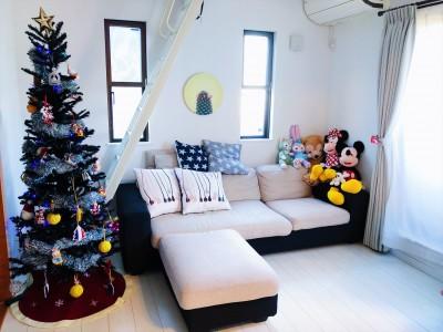 【クリスマス】始めました。クリスマスの飾り付けはプチプラで‼︎