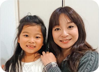 松本さゆりさん にこりちゃん[年長・6歳]