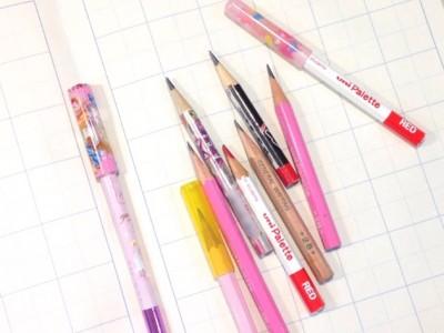 【短くなった鉛筆】どうしてる?鉛筆をつなぐ鉛筆削りレポ