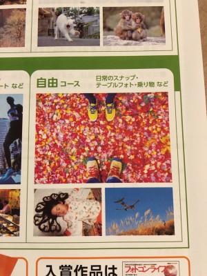 カメラのキタムラとタウン誌に掲載されました!