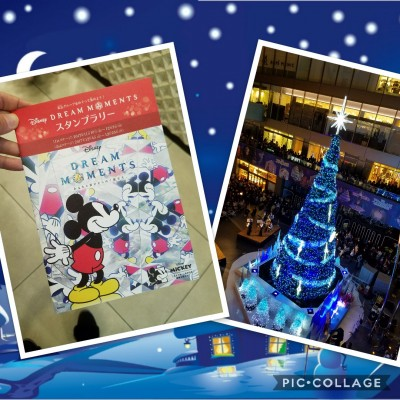 【動画】二子玉川ライズ クリスマスツリー点灯式 11.11.2017