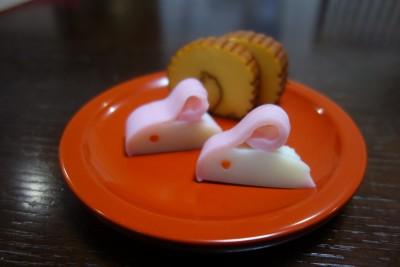 【簡単!】お正月のおせち料理にウサギかまぼこはいかが??