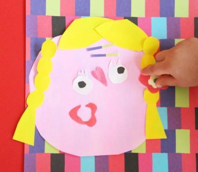 【行事ママ】お正月遊び!子供が楽しめる福笑いのつくり方