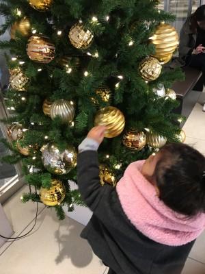 クリスマスシーズンのお散歩★