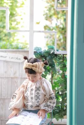 【記念日撮影】フォトスタジオで4歳の記念撮影をしてきました