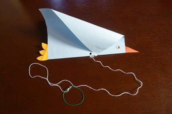 手作り 凧