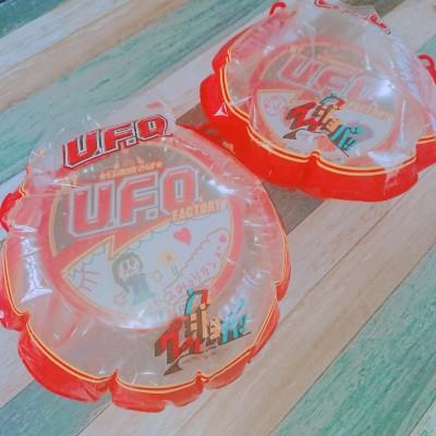 読売ランドで自分だけのMY UFO作り!