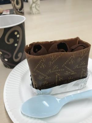 美味しいケーキと女の子のママの会!メイトの特典?!メイトサロン!