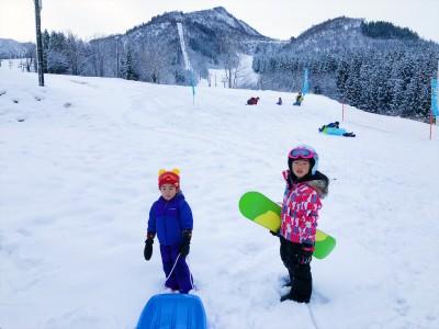 【シーズン到来】今シーズン初のスノーボード旅行は今年最後の家族旅行!