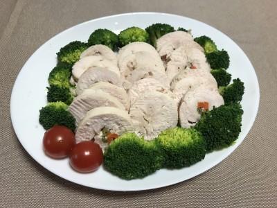 コストコのさくらどり むね肉活用術☆安くておいしい我が家の『鶏ハム』