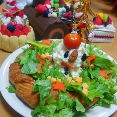 【簡単】ずぼら母さんのクリスマスは包丁すら使わない。【手抜き】