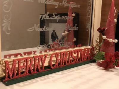 ツリーがなくてもクリスマス気分♪忙しい人のお部屋コーディネート術!