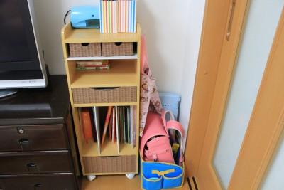 【入学準備】学習机を買わなかった我が家の現在。(小1女子)