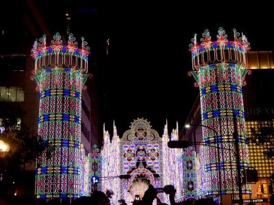 【イベント】今年の『神戸ルミナリエ』は?初日に突入!