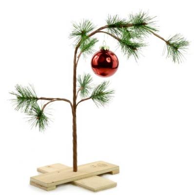 チャーリーブラウンのクリスマスツリーってなんだ?