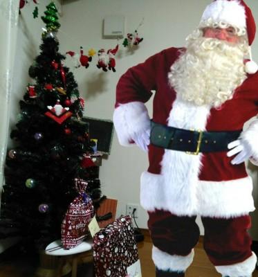 今年のクリスマスの記録。