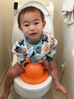 1歳のトイレトレーニング、ゴールをどこに持って行くか?私なりの結論。