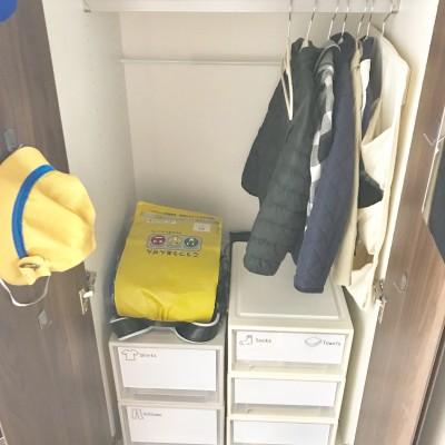 【小学生の一人部屋】自分で学校の準備やお片づけができるように
