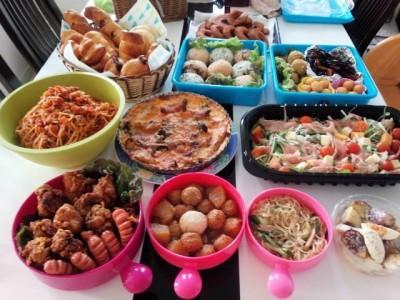 【新年会】今年も沢山お料理作ります!ママ達呼んでおもてなしparty