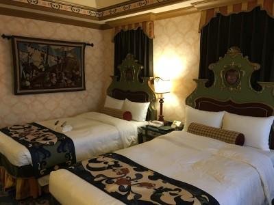 ホテルミラコスタ宿泊♡