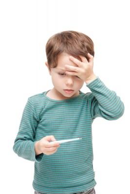 【恐怖】1歳児。解熱剤が効かず40℃超えの訳は?!