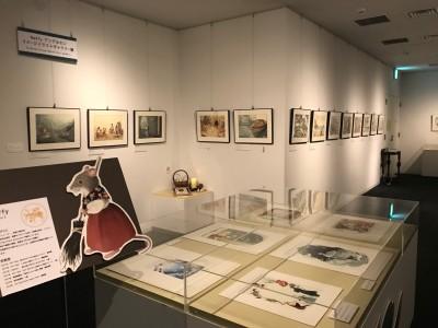 「アンデルセン展」郵政博物館 in ソラマチ★&「アンデルセン公園」