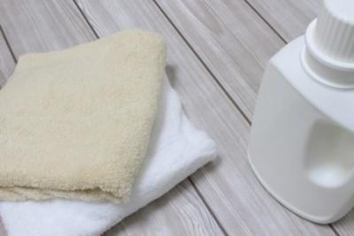 柔軟剤がポイント?ふんわりタオルをキープする洗い方・干し方