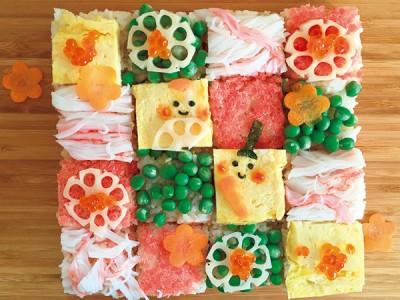3月「ひな祭り」子どもと一緒に作れるひな祭りパーティーのアイデア