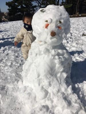 東京23区に4年ぶりの大雪警報!!学校と幼稚園の対応は??