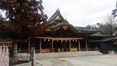 八方塞がりの歳って知ってる?八方除けの「寒川神社」に行ってきました