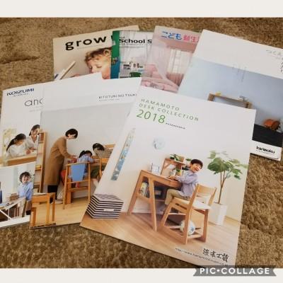 【新一年生】学習机を検討中☆