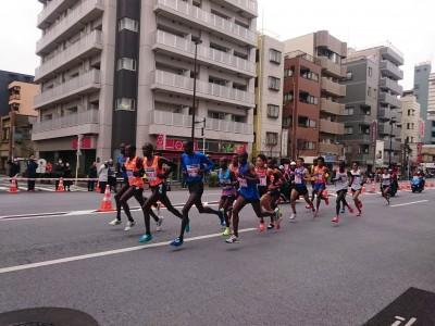 東京マラソン観戦!そこで見た初めての人命救助で感じた事。