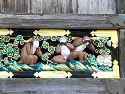 子育てに役立つ「三猿」の教え★日光東照宮へ行ってきました★