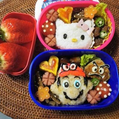 今年もハッピーママフェスタへ★幼稚園は最後のお弁当DAY(*'ω'*)
