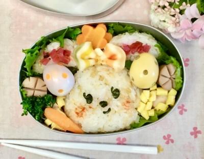 【行事ママ】イースターに♪お弁当におススメ♪可愛い水玉たまごの作り方♪