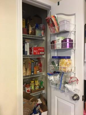 【駐在員妻の本帰国準備01】一番のかなめは食糧庫なのであった!!