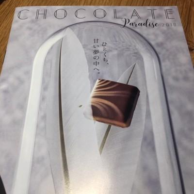 バレンタイン 池袋西武のチョコレートパラダイスレポ