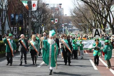世界が緑色に染まる!聖パトリックス・デーは日本でもイベント続々!