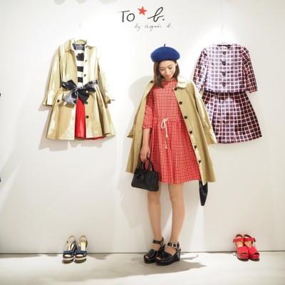 """【ファッション】アニエス・ベーから""""マリンな気分""""♩"""