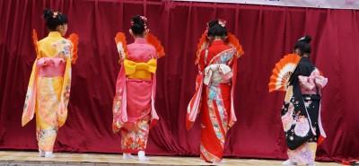 日本舞踊っていい運動!娘と私の習い事