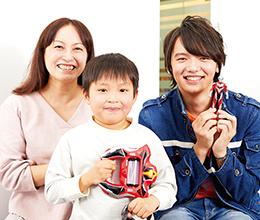 あんふぁんママインタビュー/濱田龍臣